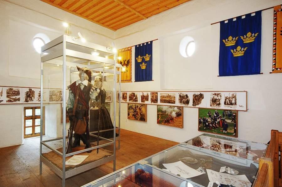 El Castillo de Ostrava-Silesia alberga exposiciones y eventos culturales