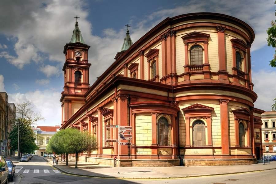 Catedral del Divino Salvador de Ostrava