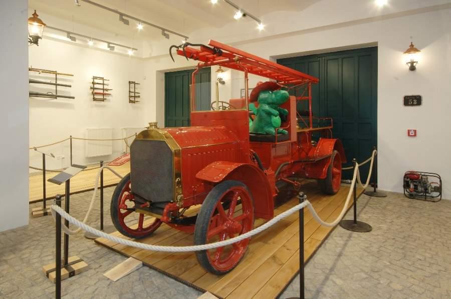 El Museo de los Bomberos en Ostrava