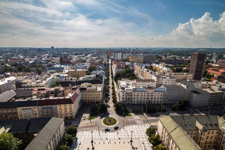 Ostrava, Moravia-Silesia, República Checa