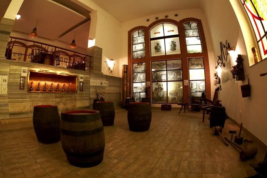 Museo de la Cerveza Ostravar