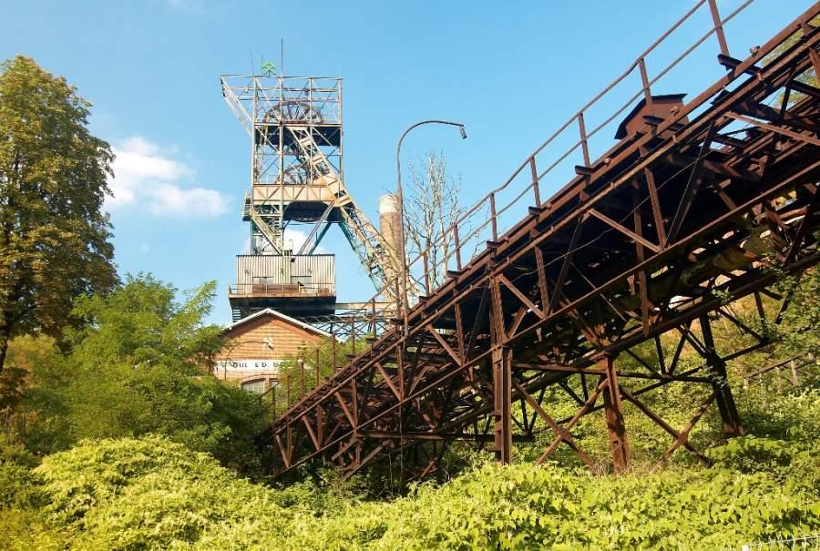 Exposición en el Museo de la Minería de Ostrava