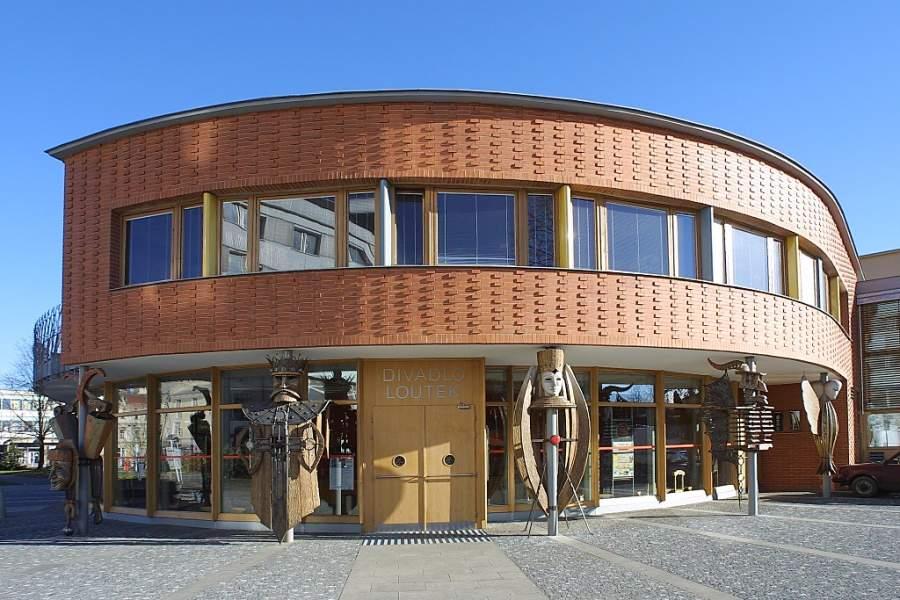 Teatro de las Marionetas en Ostrava