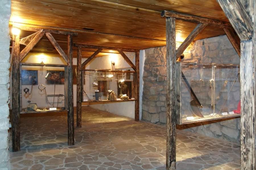 Interior del Castillo de Ostrava-Silesia