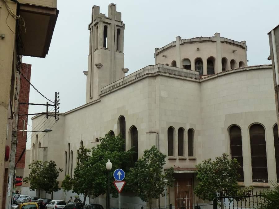 Iglesia San Miguel en Molins de Rei