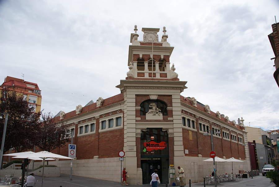 Mercado Municipal de Molins de Rei