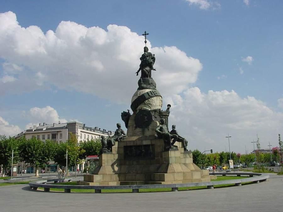 Monumento a Cristóbal Colón
