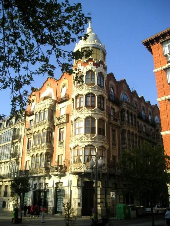 Casa del Príncipe, notable construcción en Valladolid