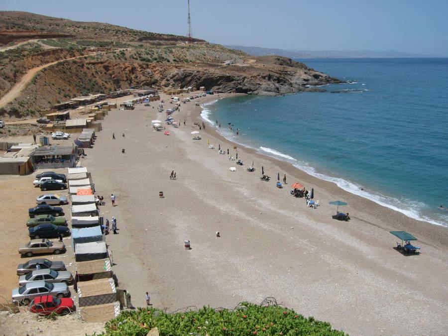 Melilla cuenta con 2 kilómetros de playa