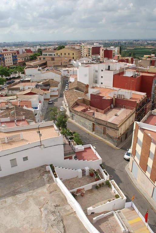 Ve de vacaciones a la ciudad de Paterna