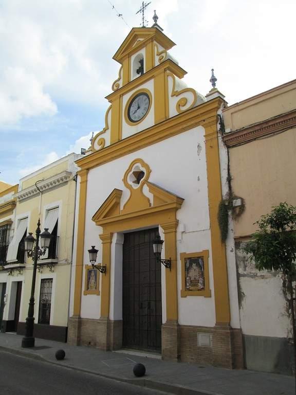 Edificio de la calle Real en San Juan de Aznalfarache