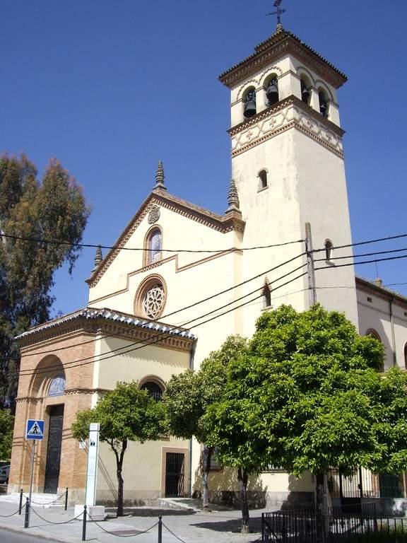 Iglesia de San Juan Bautista en San Juan de Aznalfarache