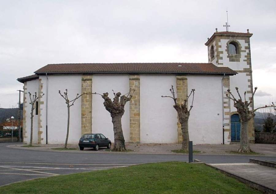 Iglesia de San Cristóbal fundada en el siglo X