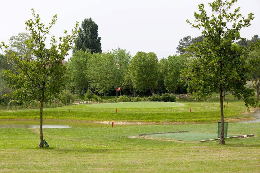 Derio Golf, un campo con 9 hoyos