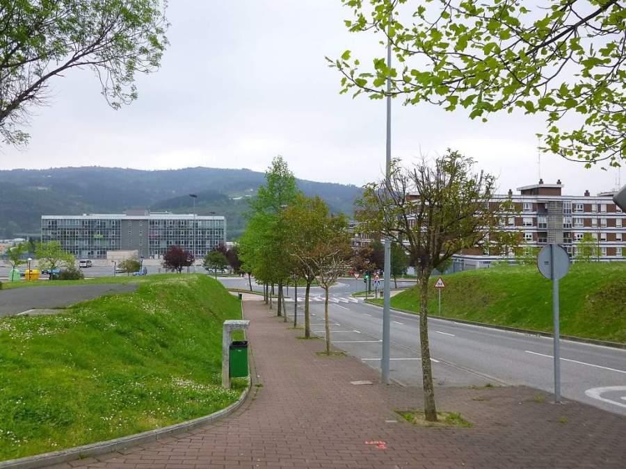 Derio está cerca de Bilbao y del aeropuerto