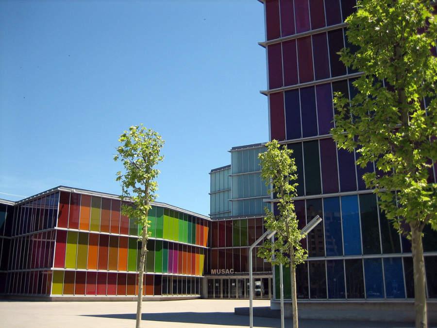 Museo de Arte Contemporáneo de Castilla y León