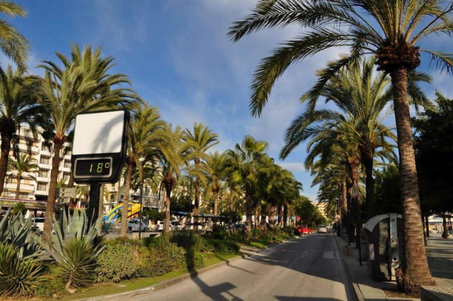 Ruta costera de Sant Antoni