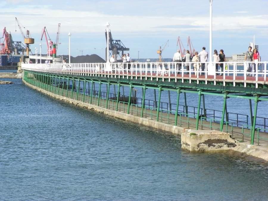 Muelle de Hierro