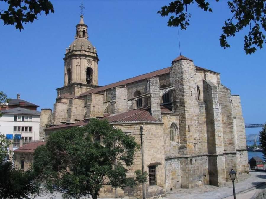 Basílica de Santa María de Portugalete