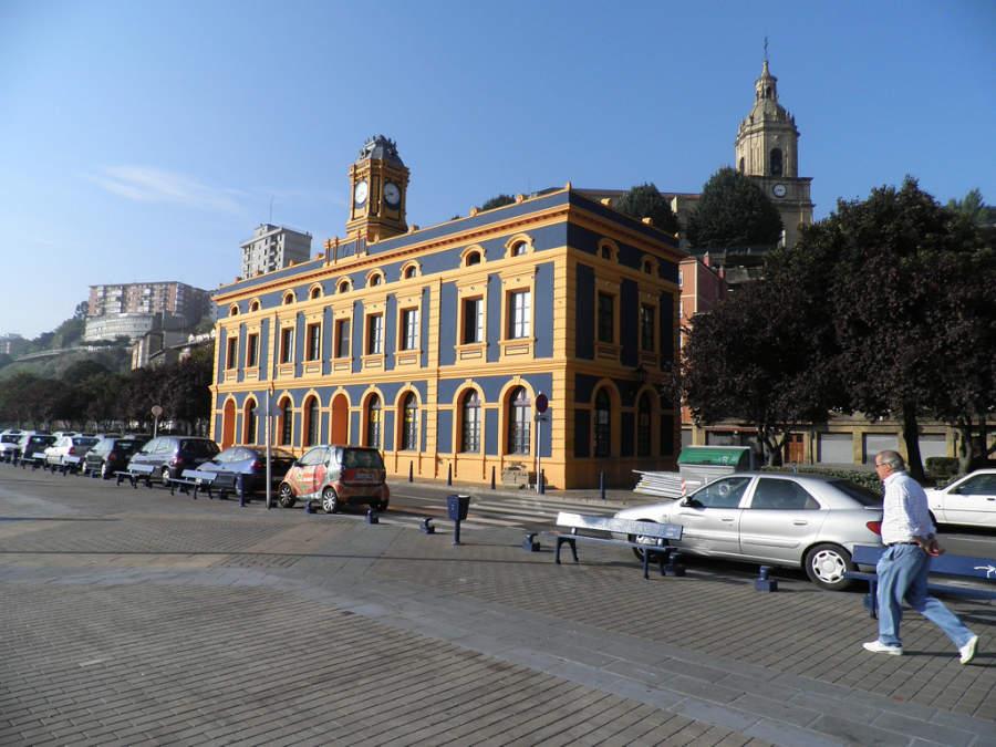 Casco histórico de Portugalete