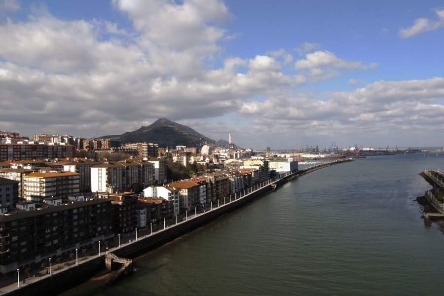 Portugalete, Vizcaya, España