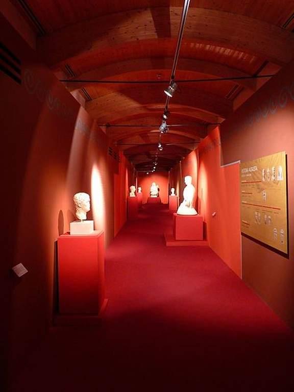 Interior del Museo Arqueológico Regional de la Comunidad de Madrid