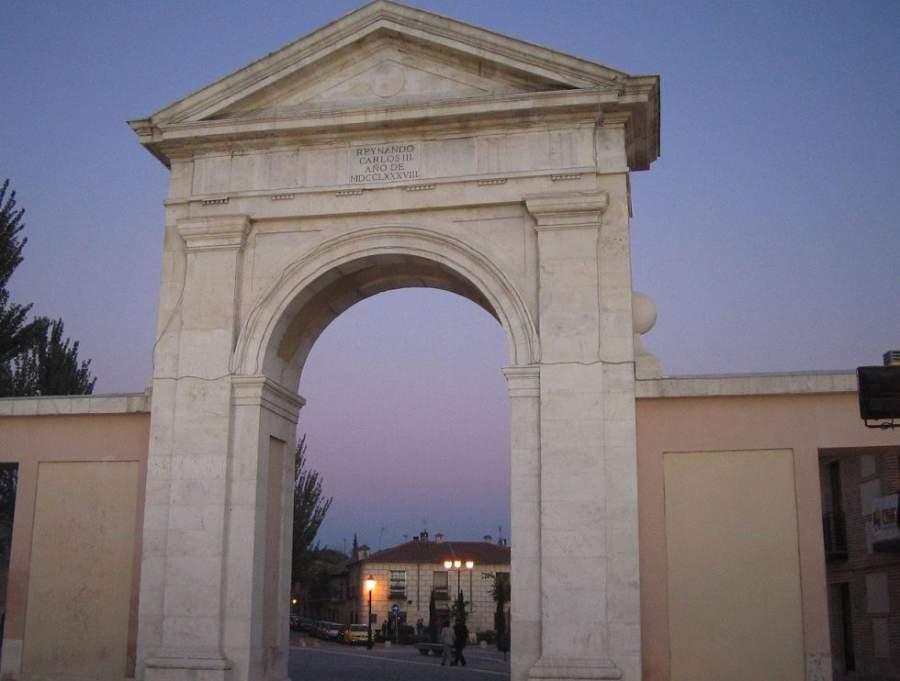 Puerta de Madrid