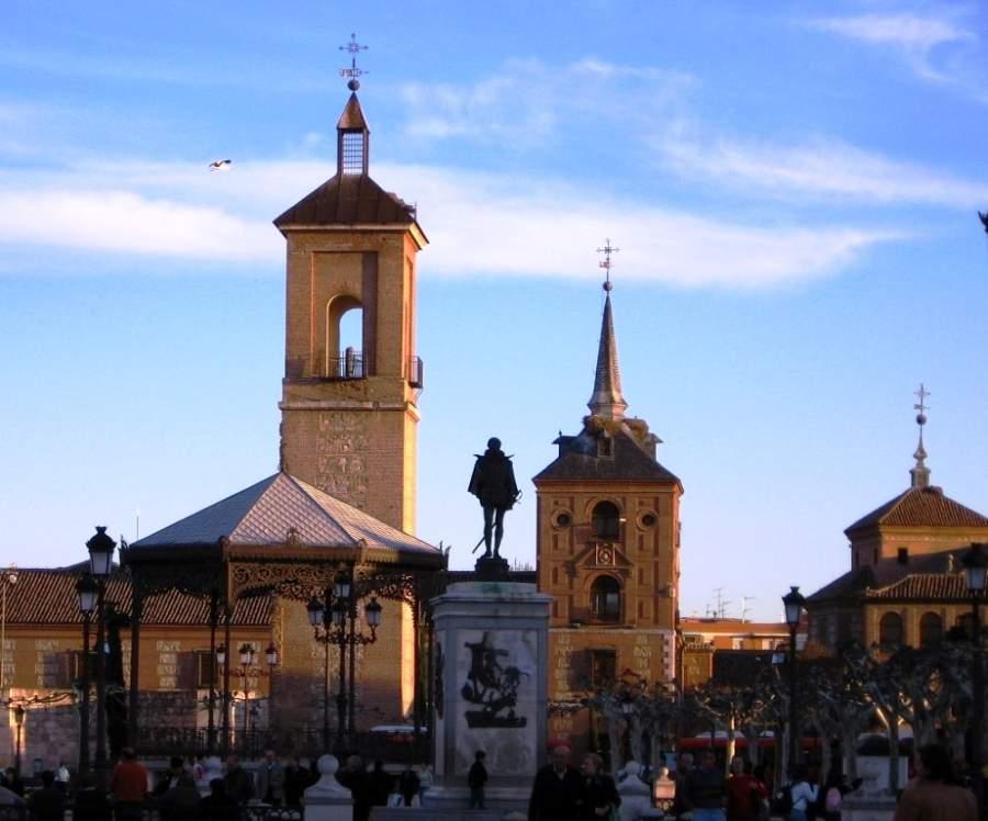 Alcalá de Henares, Madrid, España