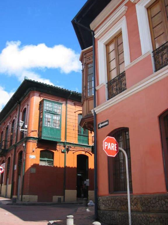 Barrio de La Candelaria
