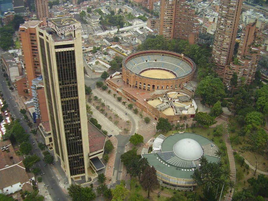 Plaza de Toros La Santamaria