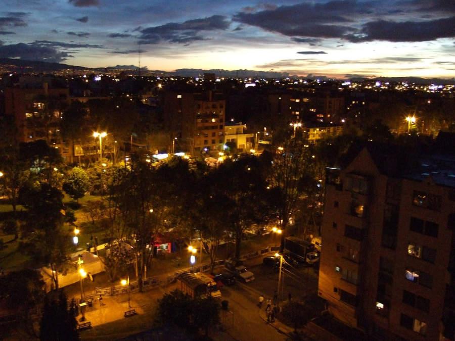 Parque Urbano El Virrey