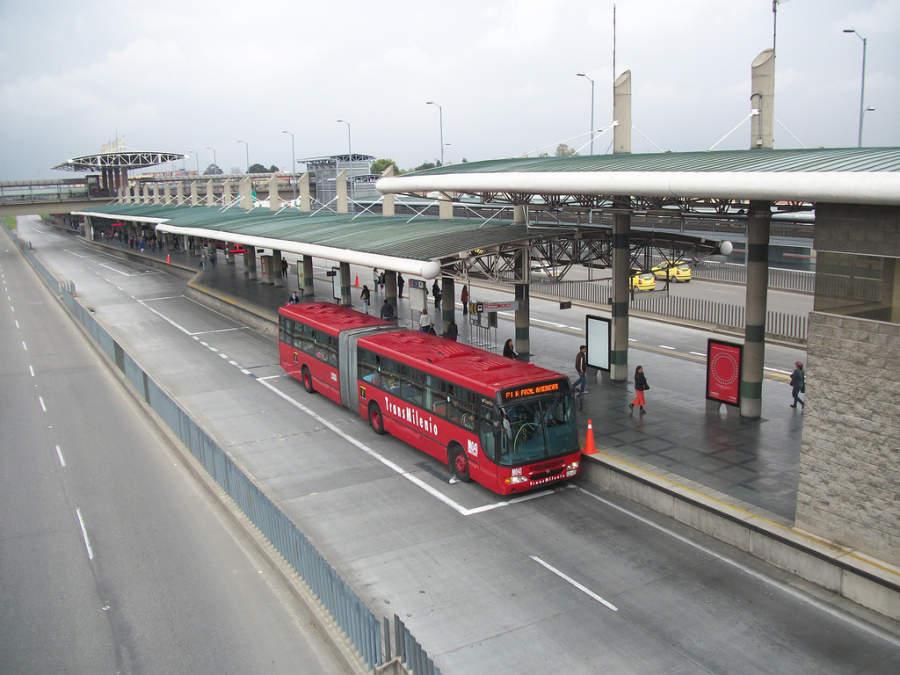 Estación de autobús Banderas