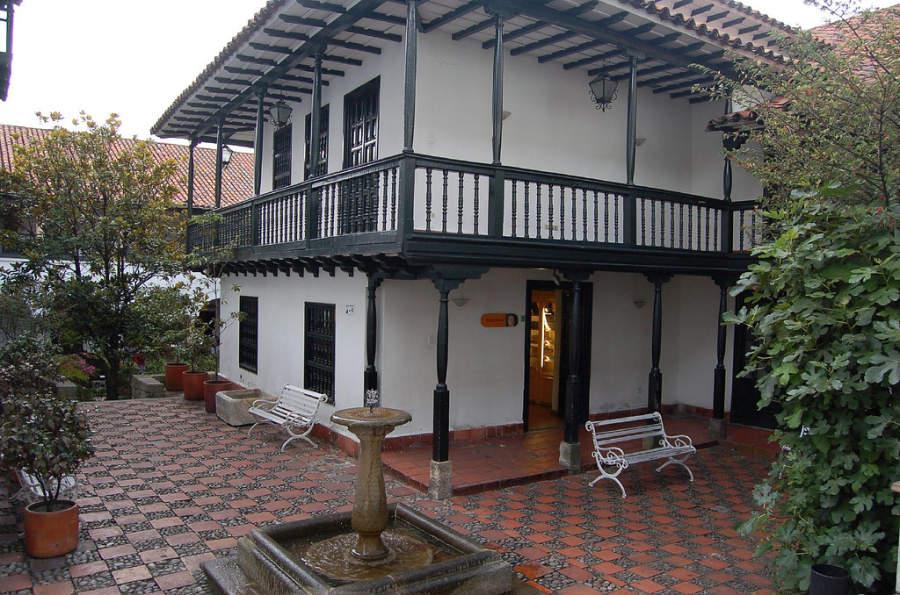 Museo Botero en la ciudad Bogotá, Colombia