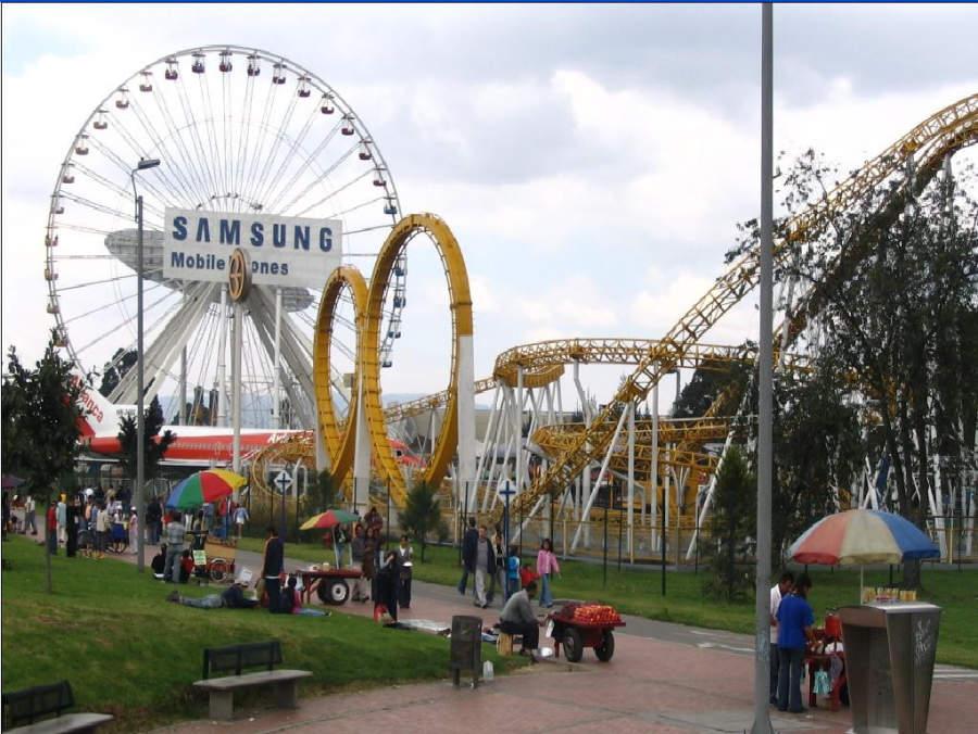 Parque de atracciones El Salitral