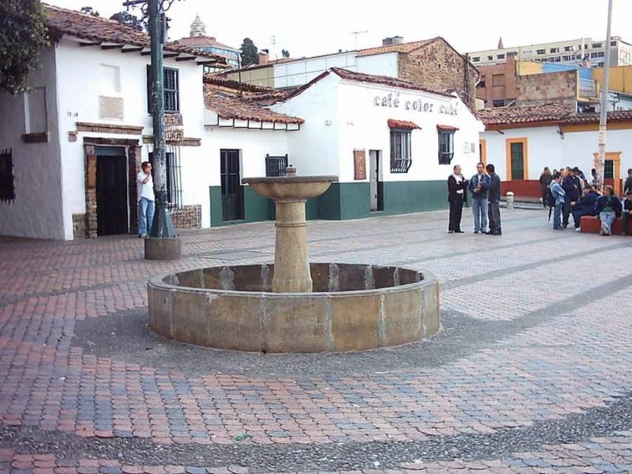 Plaza del Chorro de Quevedo