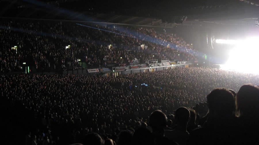 En el Wembley Arena se llevan a cabo toda clase de eventos