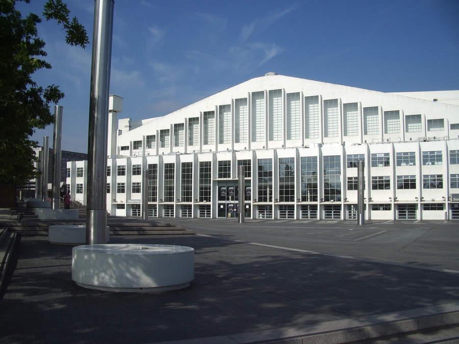 Exterior del Wembley Arena