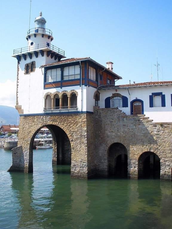 Conoce la Casa de Náufragos y Faro de Arriluze en Getxo