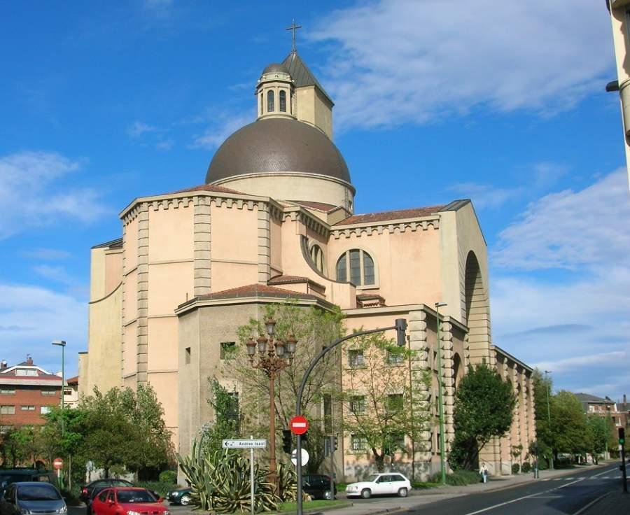 Iglesia de Nuestra Señora de las Mercedes en Getxo