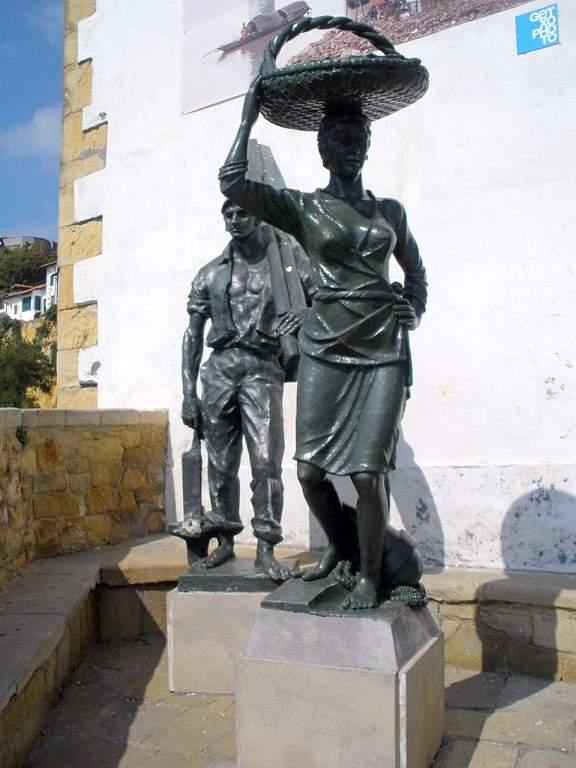 Esculturas en Getxo