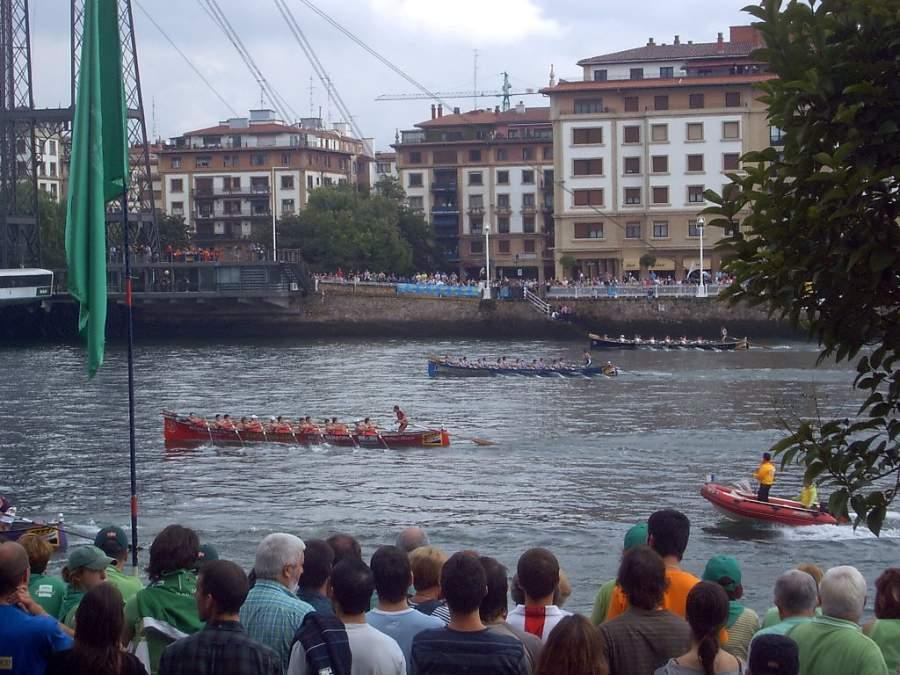 En Getxo se llevan a cabo diversas actividades deportivas