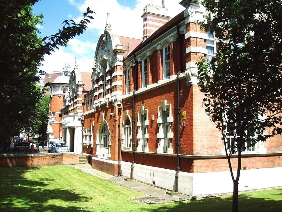 Universidad del Este de Londres, Campus Stratford