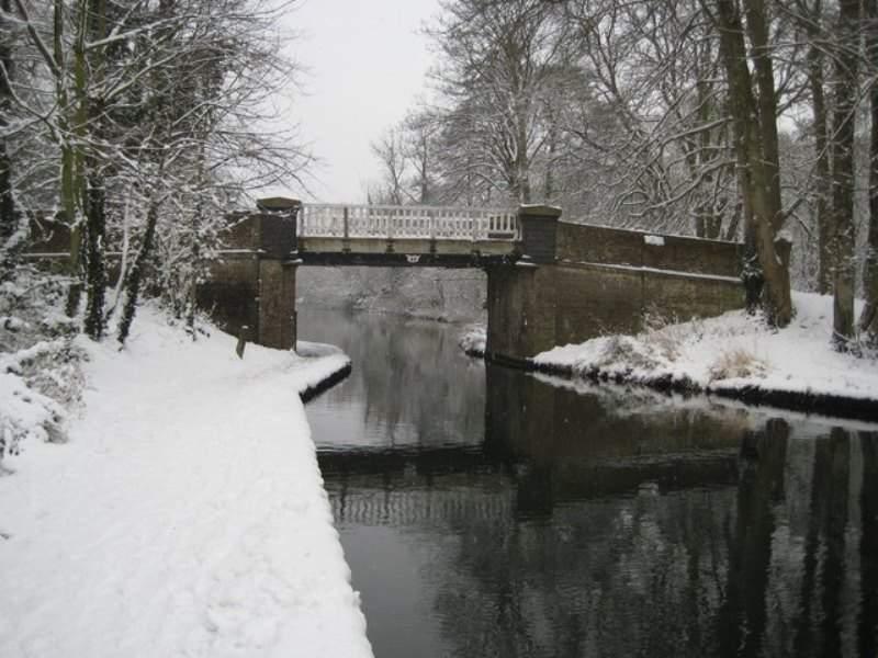 Watford en el invierno