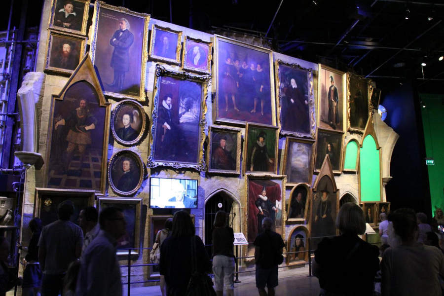 Recorrido por el mundo de Harry Potter