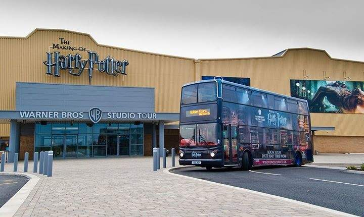 Warner Bros Studio Tour-The Making of Harry Potter