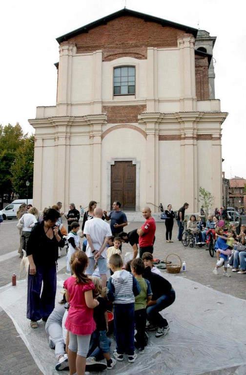 Iglesia de San Juan Bautista y Esteban Mártir