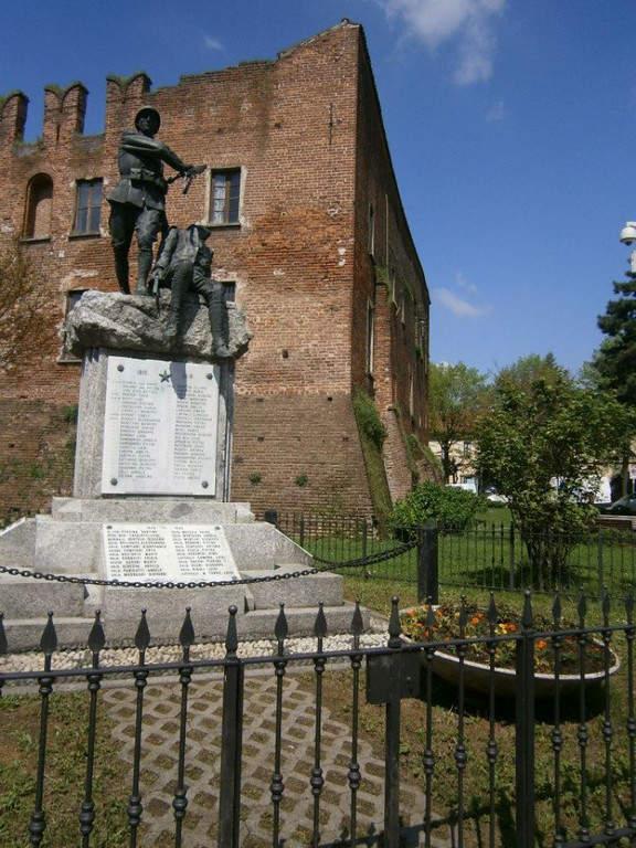 Centro histórico de Binasco