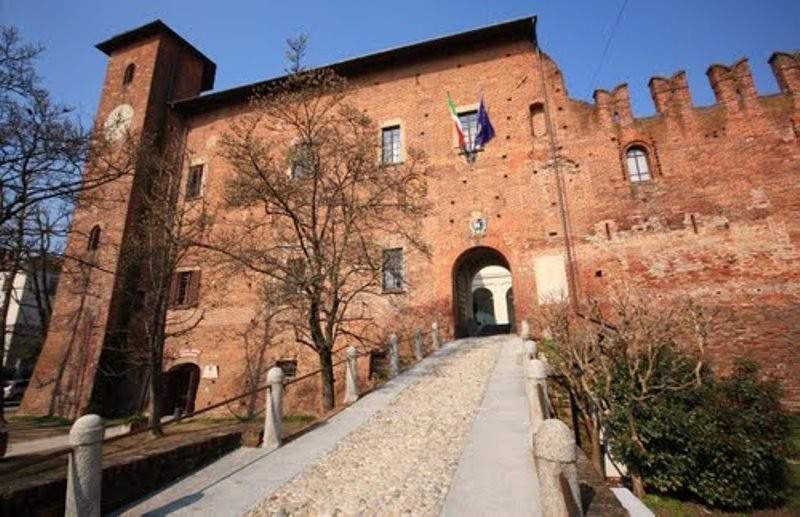 Castillo de Visconti en Binasco