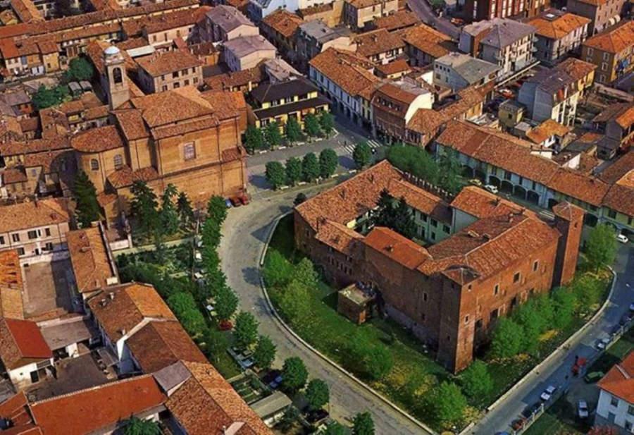 Binasco, Lombardía, Italia