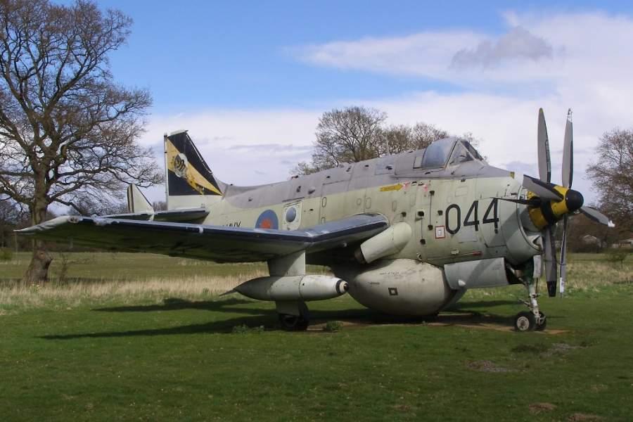 Entra al Museo de Aviación de Gatwick cerca de Horley